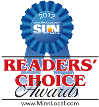 Sun Media Readers Choice logo